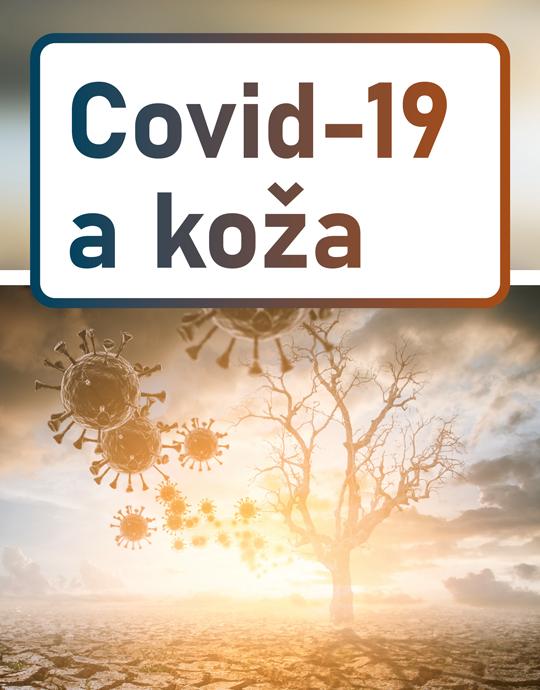 Covid-19 a koža