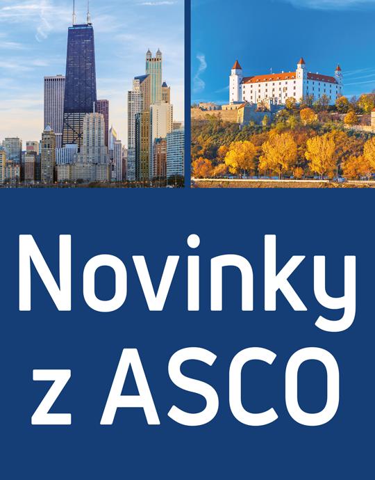 Novinky z ASCO, 13.ročník