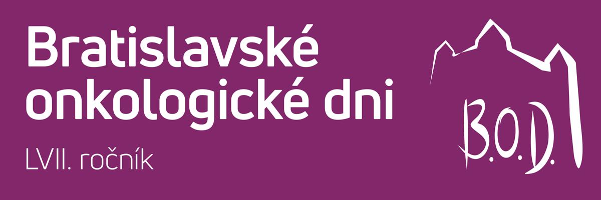 Bratislavské onkologické dni, LVII. ročník