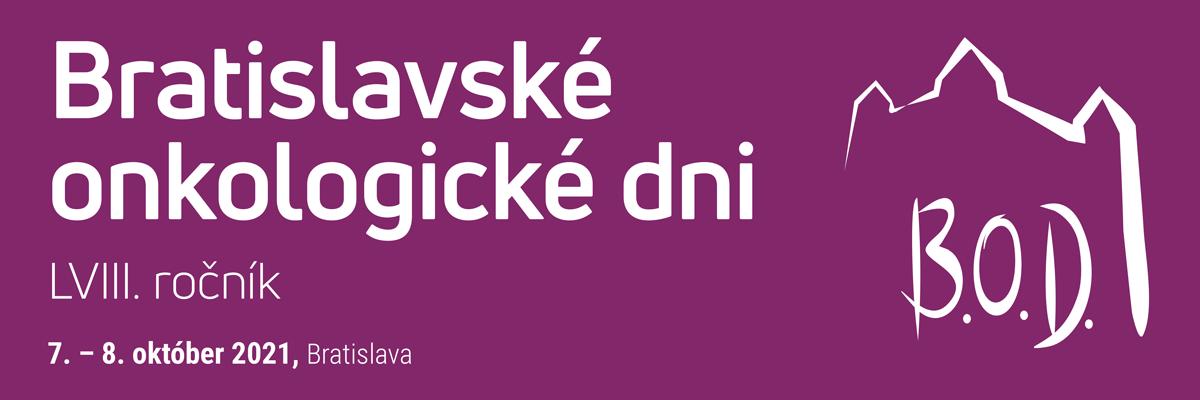 Bratislavské onkologické dni, LVIII. ročník