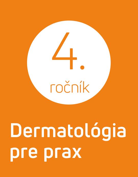 Dermatológia pre prax, 4. ročník