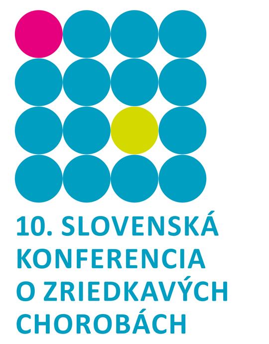 10. slovenská konferencia o zriedkavých chorobách