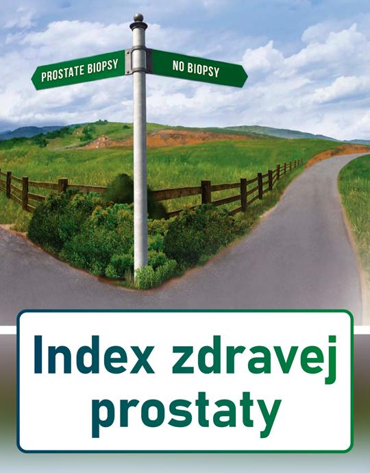 Index zdravej prostaty